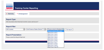 Moodle Module Qiagen – Reporting-Tool